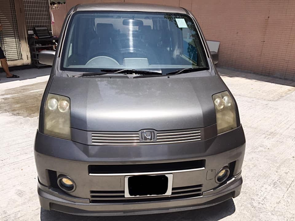 [抵玩長牌費]2004' Honda Mobilio 1.5 AT(7座位)