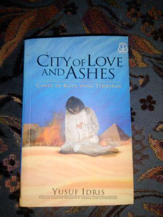 Novel City of Love and Ashes