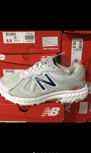 🚚 New balance 紐巴倫 410v5 男越野鞋 登山鞋2E寬楦頭 (MT410RC5)