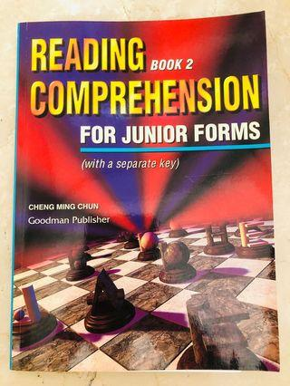 Reading Comprehension for Junior Forms (Book 2)