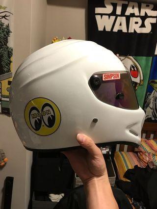 SIMPSON全罩式安全帽