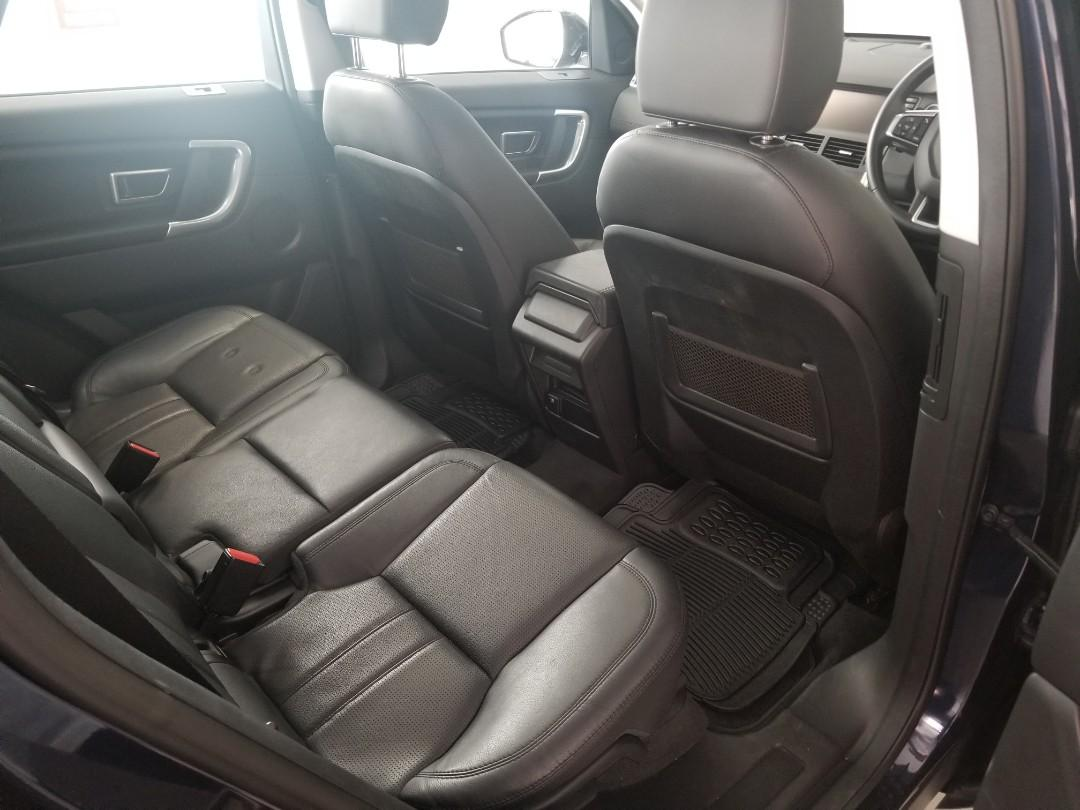 2015 LAND ROVER DISCOVERY SPORT SE