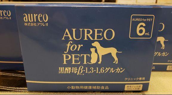 (2盒包順豐) Aureo EF for Pet 黑酵母