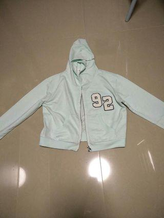 🚚 Blue jacket