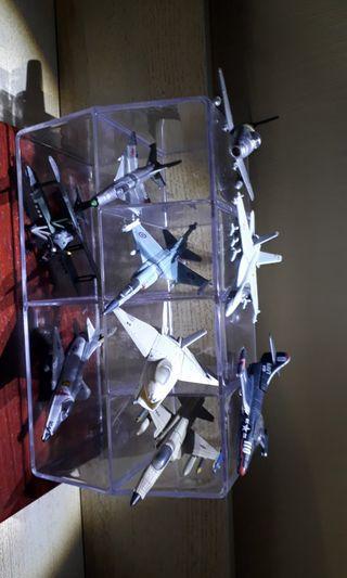 7cm toy planes