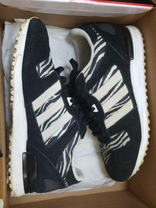 adidas正品豹紋球鞋(降價割愛誠可議)
