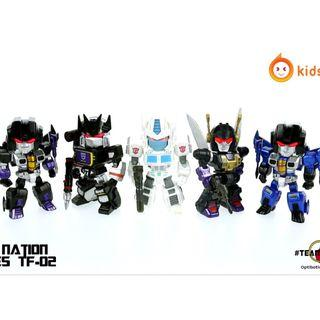 Kids Nations TF02 - Transformers (Set of 5) (Toy Soul 2014 Exclusive)