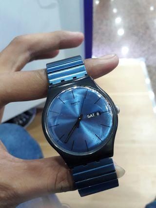 Swatch day &date