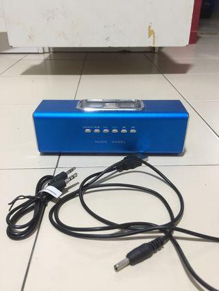 🚚 iPod dock speaker
