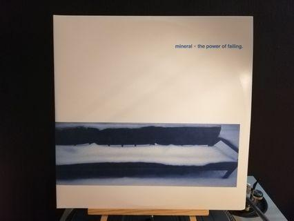 Lp Mineral - the power of failing  vinyl