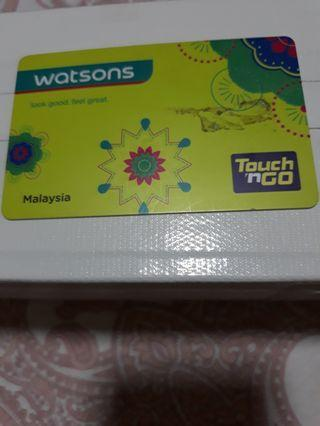 Touch & Go (Watsons)