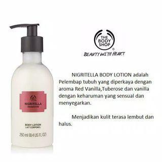The Body Shop Nigritella Body Lotion 250ml