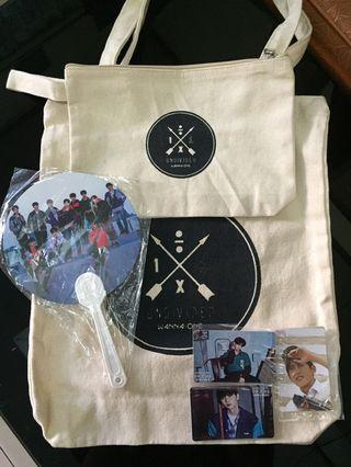 Wanna One Package (unofficial)