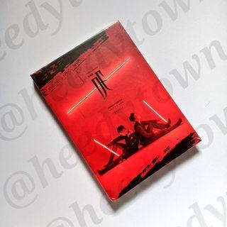 [READY STOCK] SUPER JUNIOR D&E - DANGER Without Poster (Sealed)