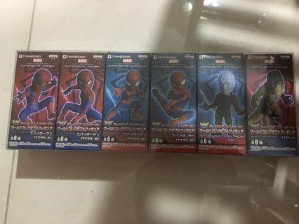 Marvel 蜘蛛俠 wcf