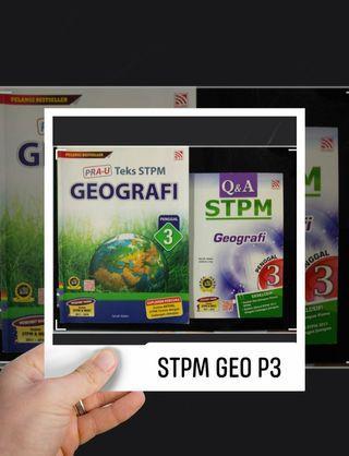 STPM Geo Penggal 3