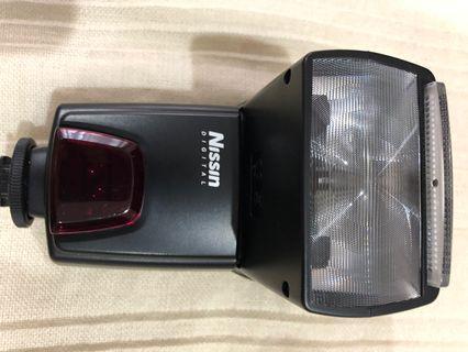 Nissin speed light for Nikon build