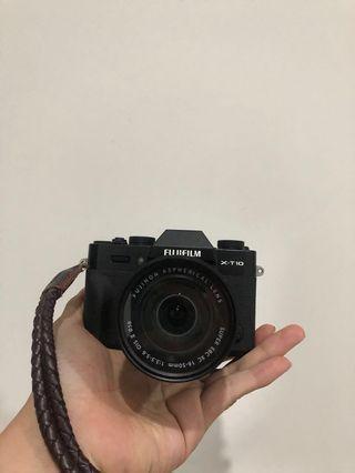 Fujifilm xt 10 super mulus