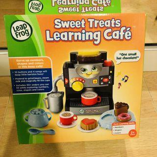 ~Ready Stock~ LeapFrog Sweet Treats Learning Cafe, Black