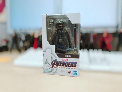 SHF Ronin 全新 行版 浪人 Banbai S.H.Figuarts Marvel Avengers Endgame 復仇者聯盟 終局之戰