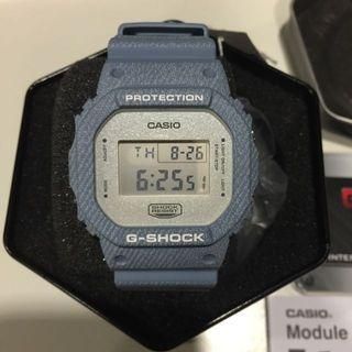 🚚 Casio G-Shock DW5600DC-2 Denim (Rare)