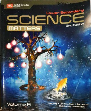 🚚 Chemistry Matters 2nd Edition volume A