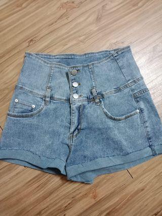 🚚 伸縮牛仔褲