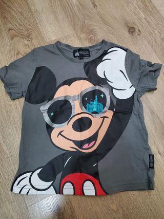 Disney Mickey 衫(Size XS)