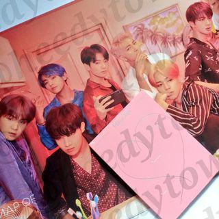 [READY STOCK] BTS - MAP OF THE SOUL: PERSONA (Version 2) With Poster (Sealed)