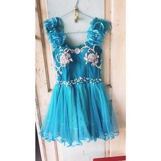 Party Dress baju nanyi
