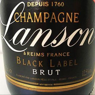 Champagne Lanson Areims France 750ml 🇫🇷 👍🏻