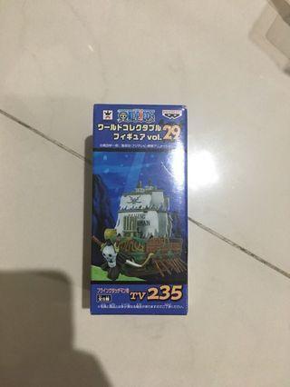 海賊王 wcf vol.29 235 船