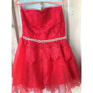 Dress baju nanyi