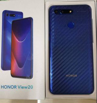 Huawei honor view 20 in warranty, fullset 01155021618