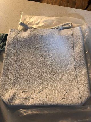 Tote bag white DKNY new
