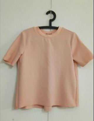 Pink Top, blouse