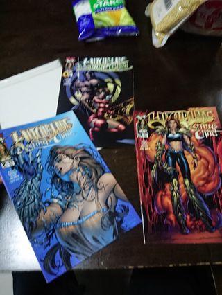 Witchblade Destiny's Child #1-3 Complete