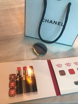Chanel Coco Flash lipstick試用裝