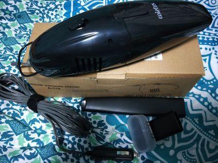 Vehicle Vacuum Cleaner w/ Standard Car Plug