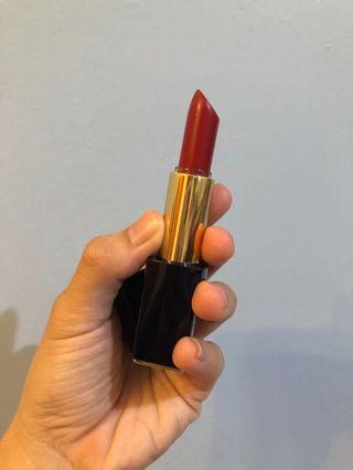 Estée Lauder lipstick - decisive poppy