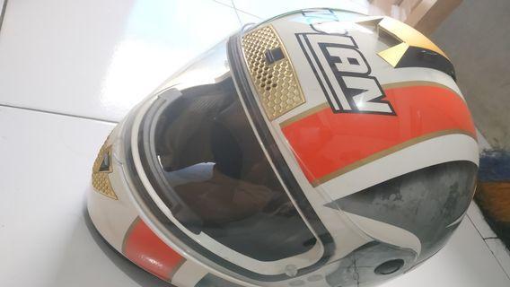 Helm Nolan N63 ori by italy