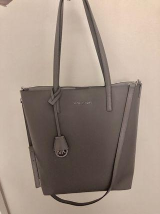 Gray Michael kors bag