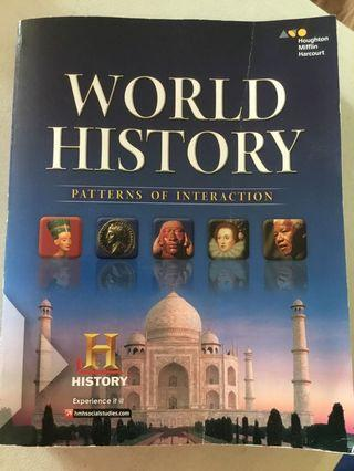 History Channel: World History Patterns of Interaction