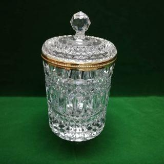 Luxurious Crystal Ice Bucket