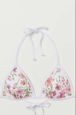 Brand New Floral push up bikini