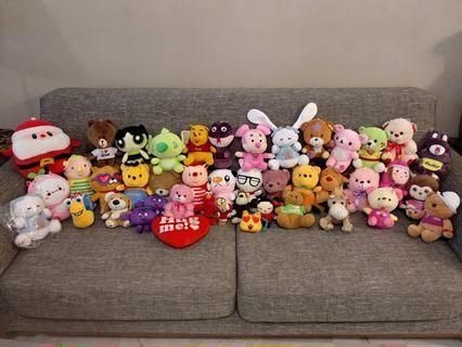 Soft Toys Bundle Sale