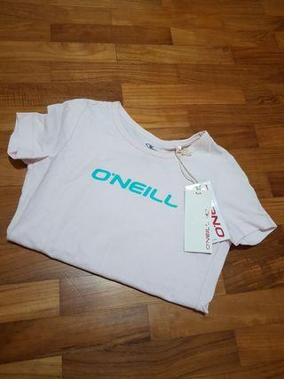 ONEIL Pink Tshirt with Tag