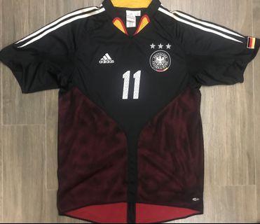 2004 德國高路斯作客波衫球衣 二手M