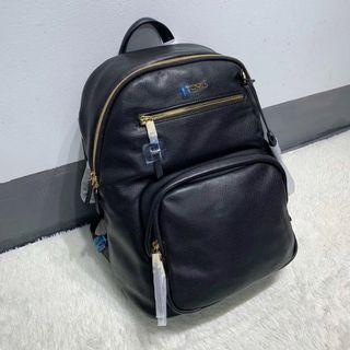 Tumi 2018 full leather ladies Hagen Backpack