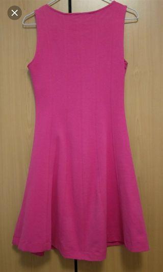 🚚 Pink Dress (Zara)